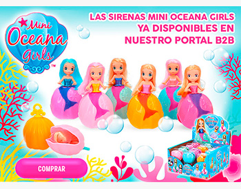 Mini Oceana Girls