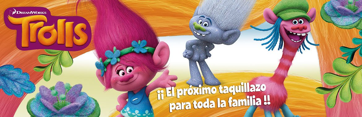TROLLS COLORBABY