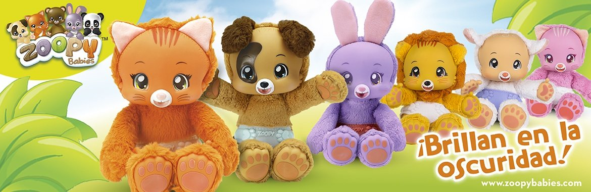 ZOOPY BABIES COLORBABY
