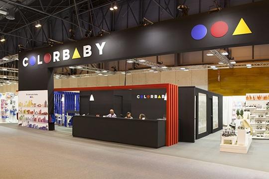 COLORBABY presenta sus novedades en las colecciones de juguete, licencias y hogar en Intergift 2017 .