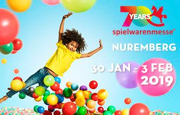 Colorbaby expone un año más en la Feria Spielwarenmesse de Núremberg