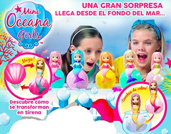 Mini Oceana Girls