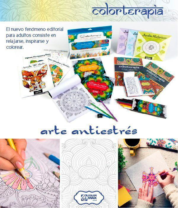 COLORBABY Colorterapia