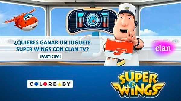 CONCURSO SUPERWINGS CLAN TV