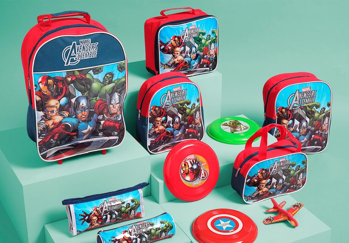 COLORBABY Licencias AVENGERS