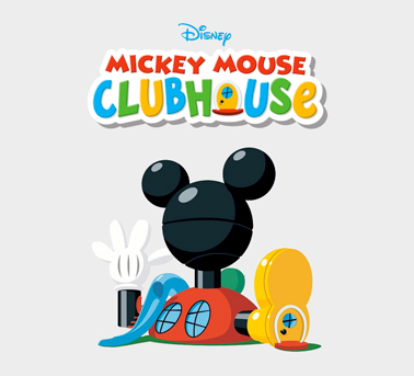 COLORBABY Licencias MICKEY MOUSE CLUB HOUSE