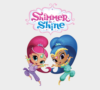 COLORBABY Licencias SHIMMER AND SHINE