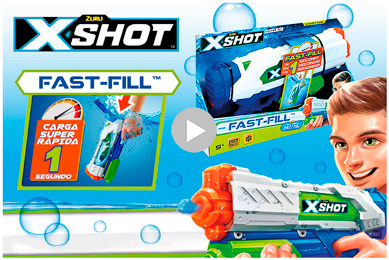 X-Shot de COLORBABY