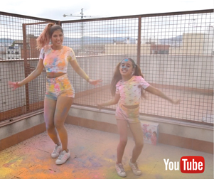 Noticia DANCE BOMBA ESTEREO - TO MY LOVE - BOMBAS DE JABON - HOLI DANCE